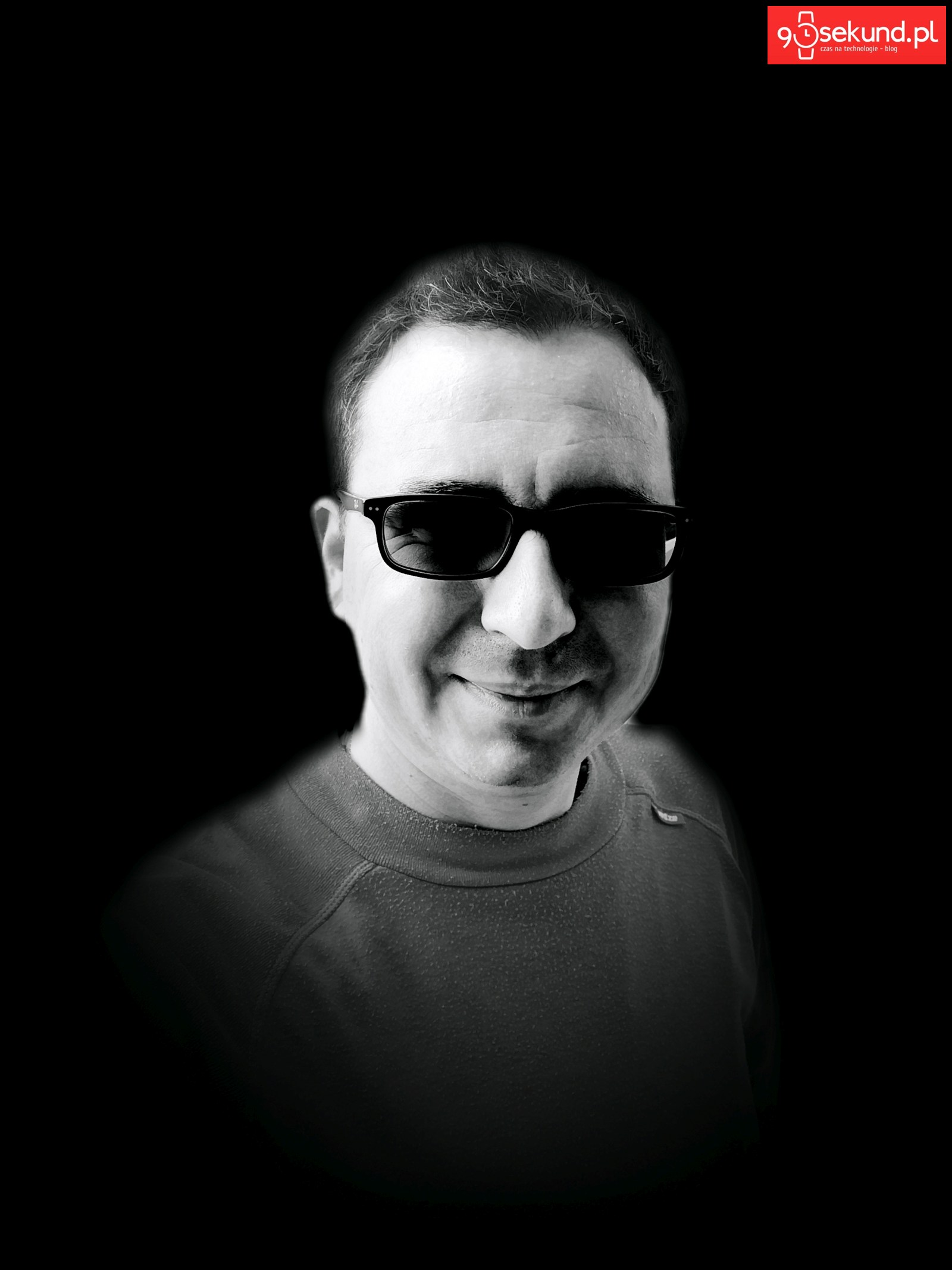 Zdjęcie Portrait Light wykonane Huawei P20 - 90sekund.pl - Michał Brożyński