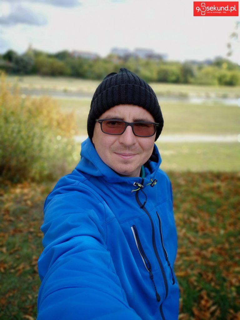 Zdjęcie portretowe wykonane Huawei P20 - 90sekund.pl - Michał Brożyński
