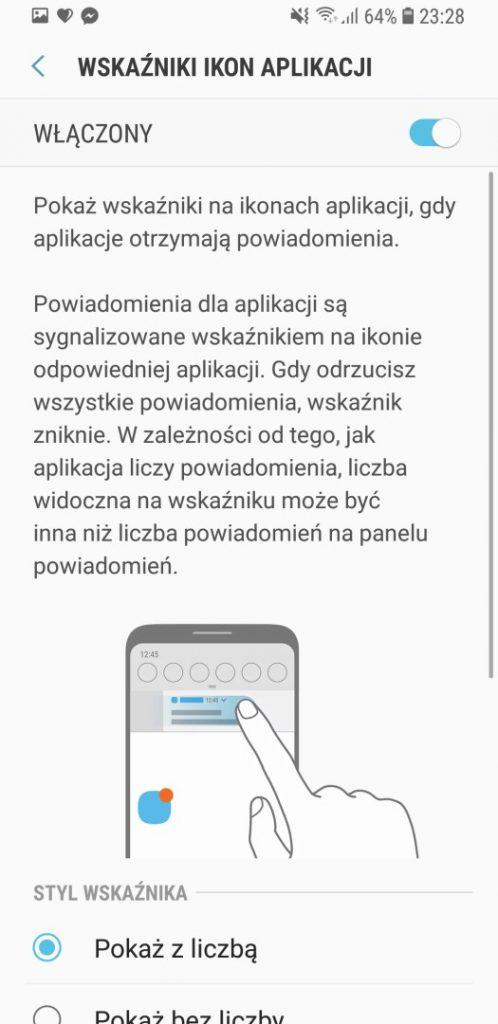 Wygląd systemu w SGS9 - 90sekund.pl - Michał Brożyński