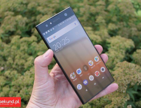[WIDEO] Test, recenzja, opinia – Sony Xperia XA2 Ultra – dużo za duża, ale jedyna taka