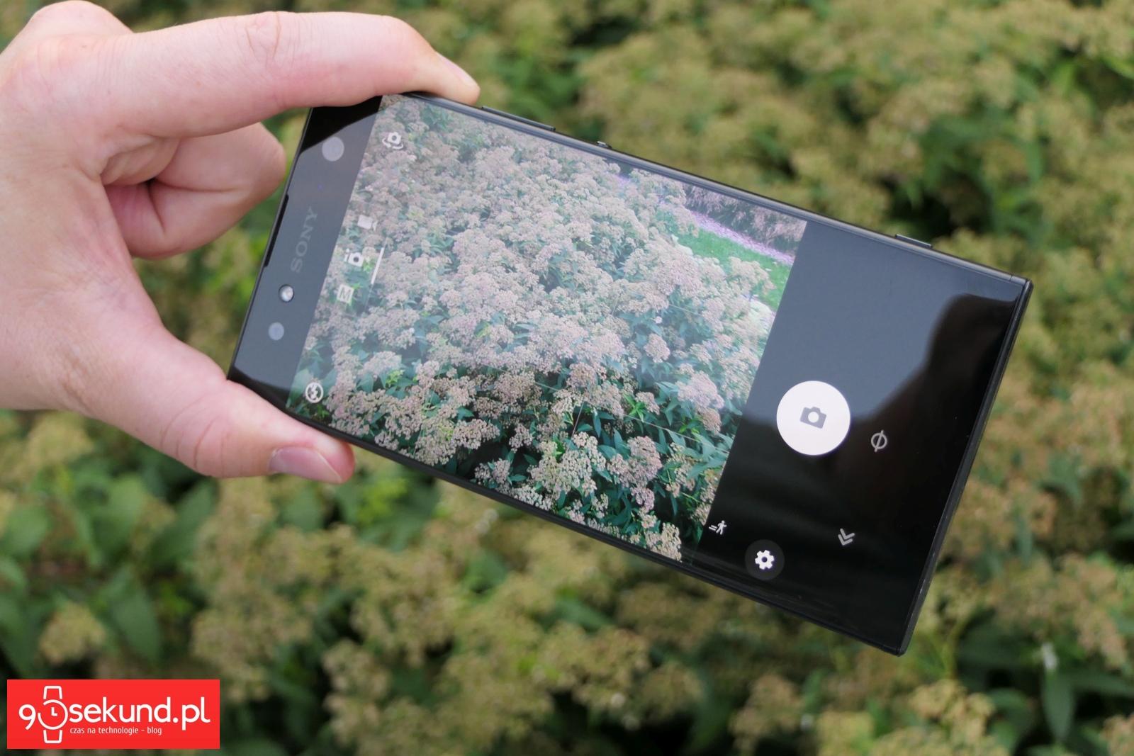 Recenzja Sony Xperia XA2 Ultra - 90sekund.pl - Michał Brożyński
