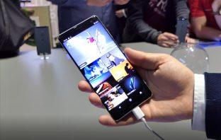 Sony Xperia XZ3 - 90sekund.pl