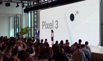 Google Pixel 3 i Pixel 3XL