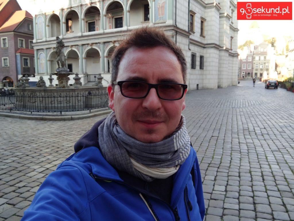 Szeroki kąt 88st. Sony Xperia XA2 Ultra - 90sekund.pl - Michał Brożyński