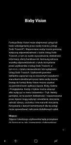 Asystentka Bixby Vision w Galaxy A6+ - 90sekund.pl / Michał Brożyński