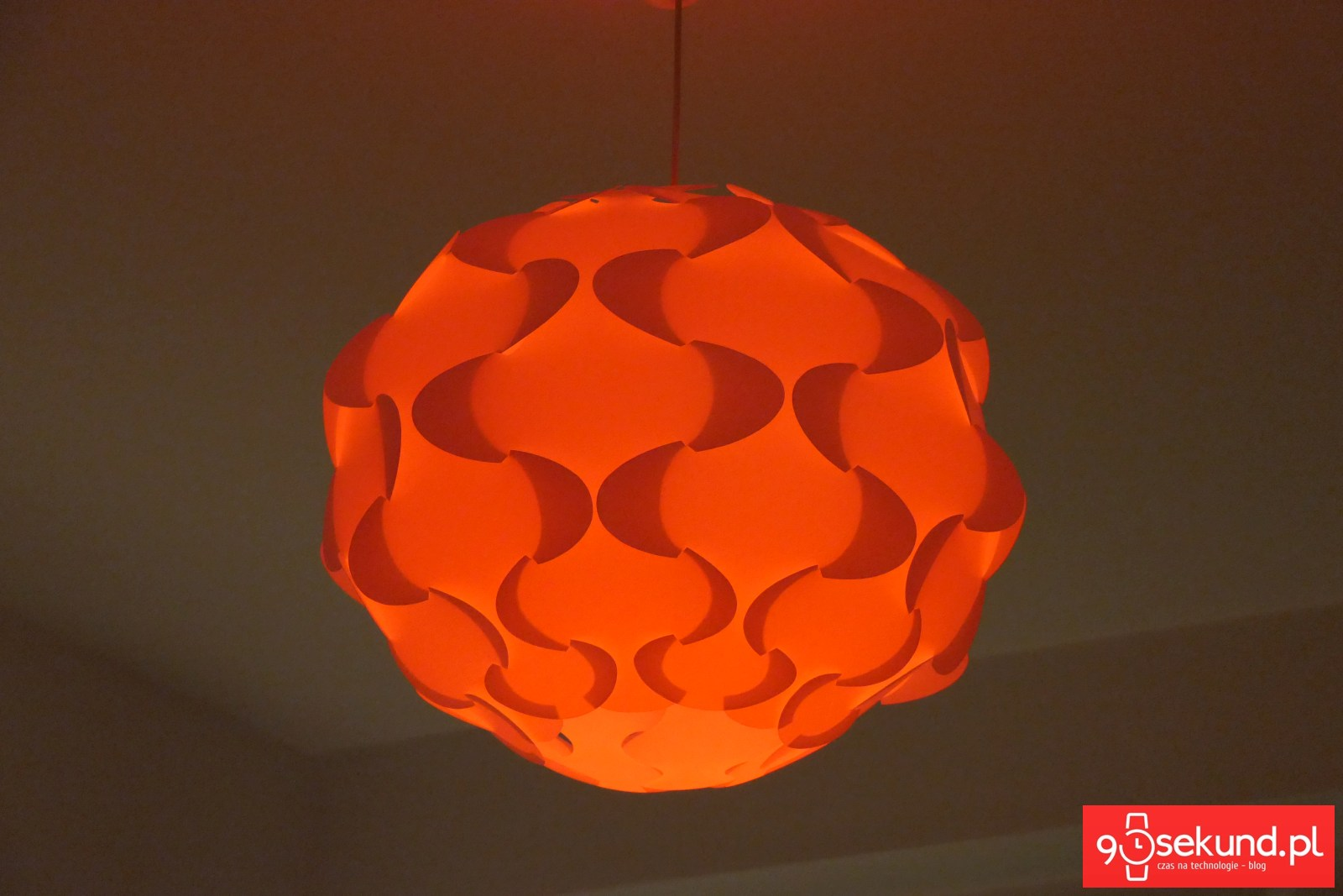 Test Recenzja Opinia Lampy Philips Hue Kapitalny