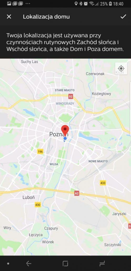 Dzięki Philips HUE można precyzyjnie pozorować swoją obecność w domu - 90sekund.pl - Michał Brożyński