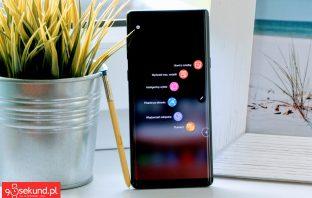 Recenzja Samsung Galaxy Note9 - 90sekund.pl - Michał Brożyński