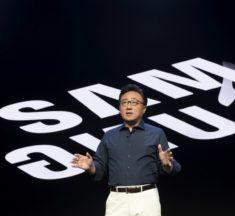 Samsung na SDC2018 nie pokazał zginanego smartfonu!