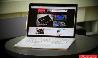 Recenzja Microsoft Surface Book 2 (15 cali) - Michał Brożyński - 90sekund.pl