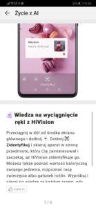 Działanie Sztucznej Inteligencji (AI) w Mate 20 Pro - Michał Brożyński - 90sekund.pl