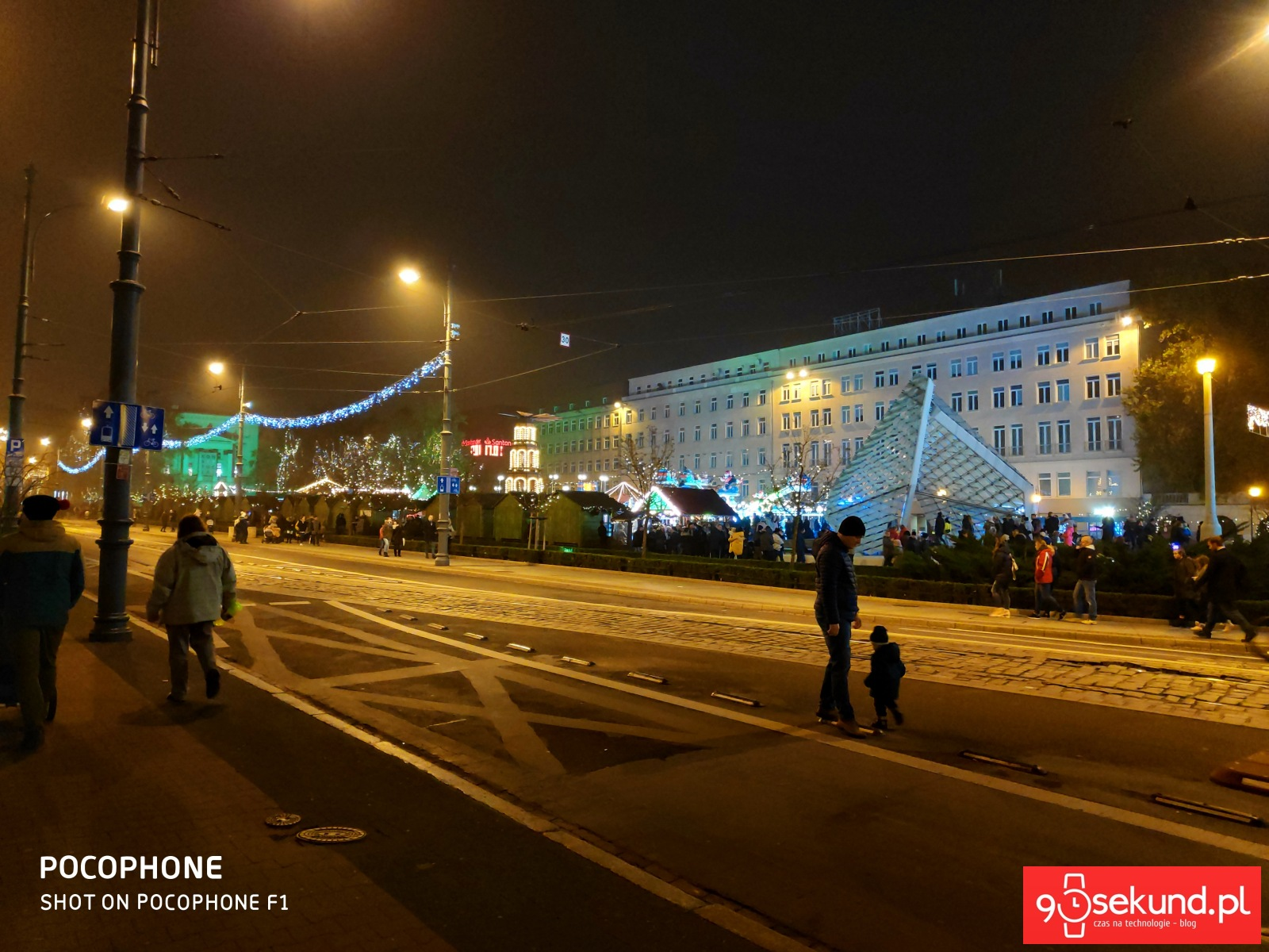 Zdjęcie wykonane Pocophone F1 - Michał Brożyński 90sekund.pl