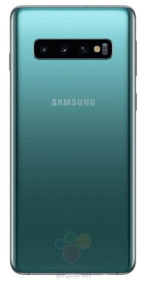 Tak mają wyglądać Samsung Galaxy S10 i Galaxy S10+ Plus - 90sekund.pl