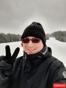 Selfie wykonane Galaxy A7 2018 - Michał Brożyński 90sekund.pl