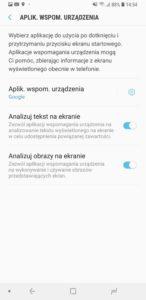 Funkcje systemu w Galaxy A7 2018 - Michał Brożyński 90sekund.pl