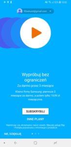 Pakiety promocyjne w Galaxy A7 2018 - Michał Brożyński 90sekund.pl