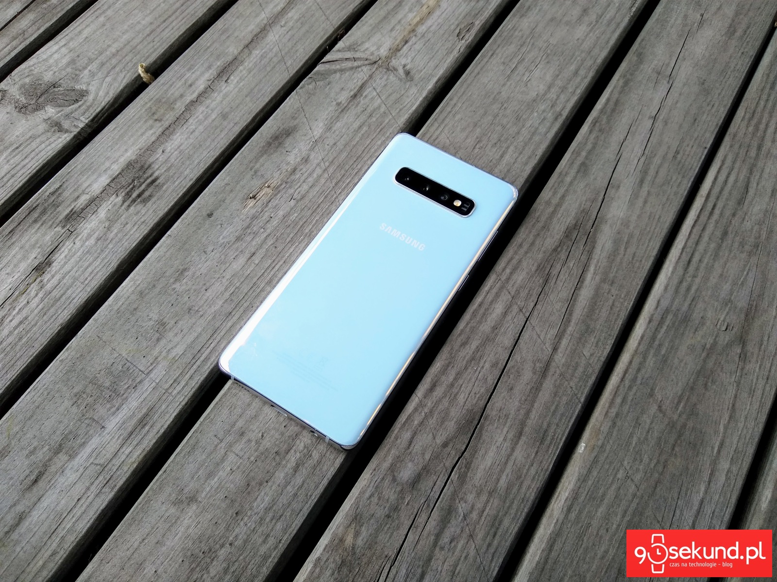 Samsung Galaxy S10 Plus - Michał Brożyński 90sekund.pl