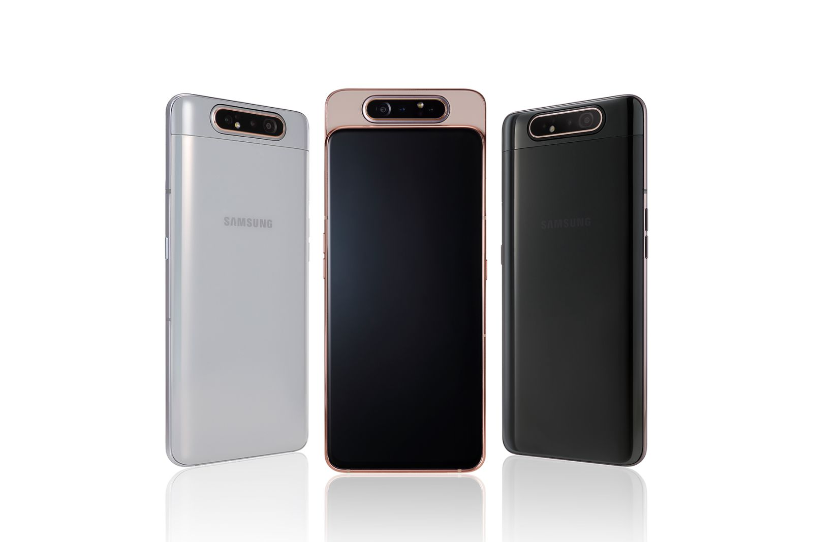 Samsung Galaxy A80 - fot. mat. pras.