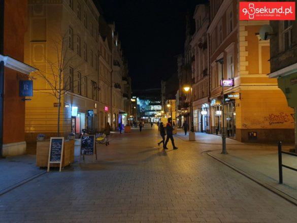 Szeroki kąt w Galaxy S10 Plus - Michał Brożyński 90sekund.pl
