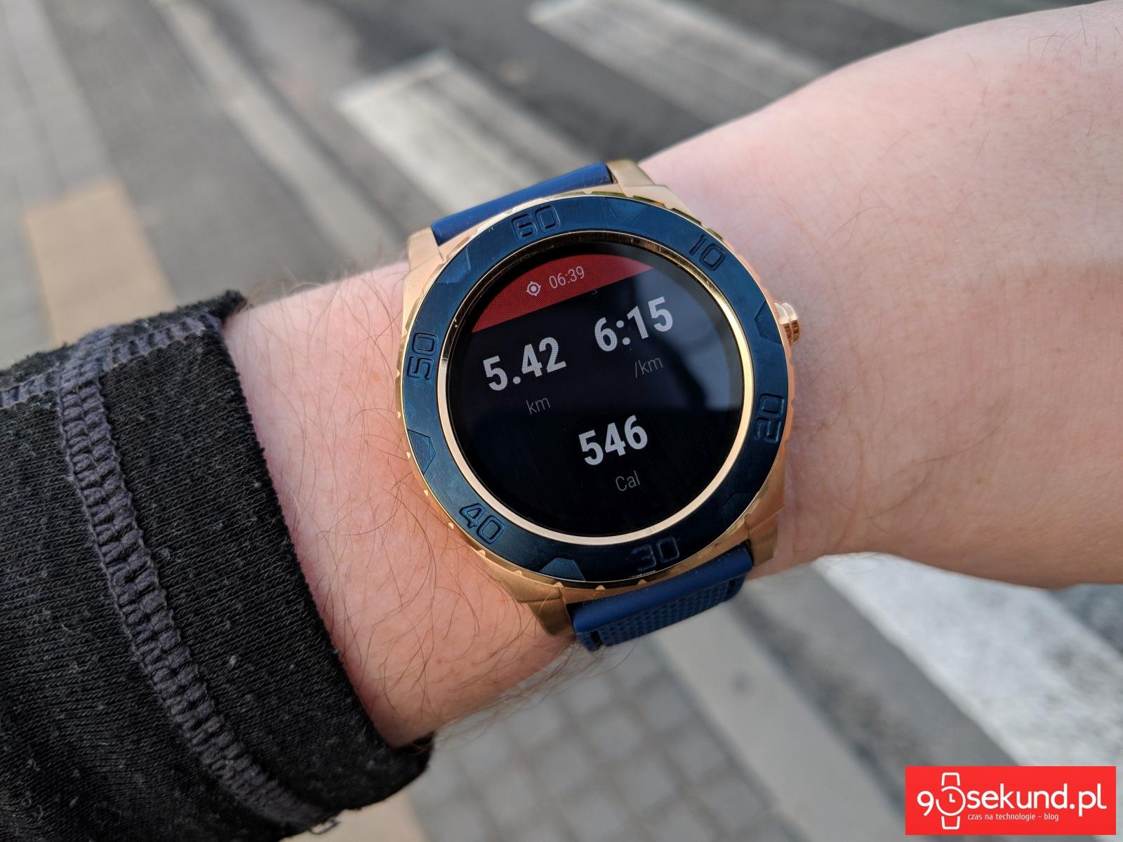 Recenzja Guess Connect Touch C1001G2 - Michał Brożyński 90sekund.pl